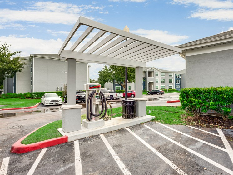 Bahia Cove Apartments Car Care Center