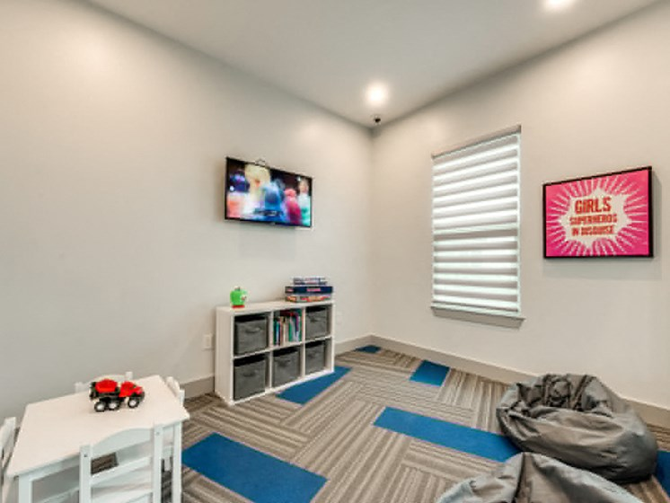 Bahia Cove Apartments Fitness Center Kids Area