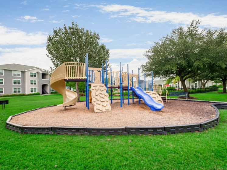 Bahia Cove Apartments Playground
