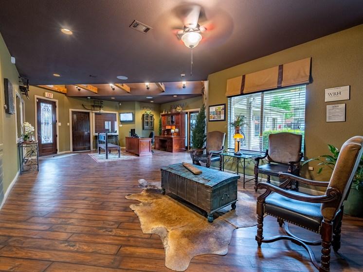 Dakota Ridge Apartments Clubhouse