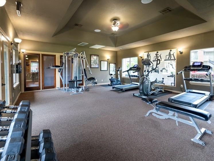 Dakota Ridge Apartments Fitness Center