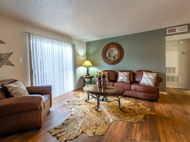 Dakota Ridge Apartments Living Room