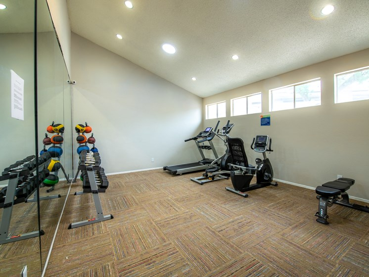 Horizons II Fitness Center