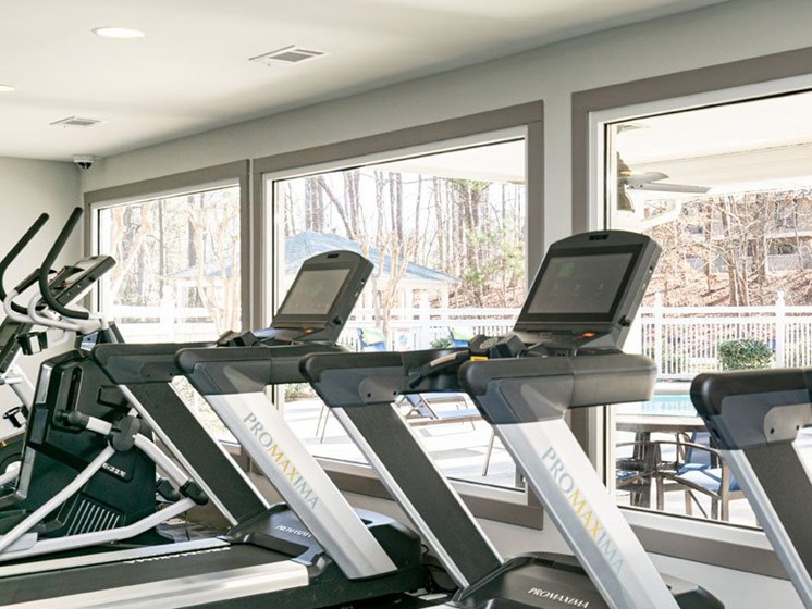 Spaulding Hills Apartments Fitness Center