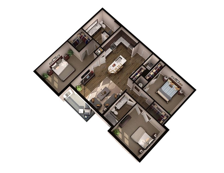 Residence at Riverwatch | Augusta, GA