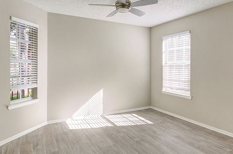 Renovated Bedroom with Premium Flooring and Fixtures