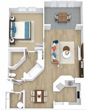 Westlake Apartment Homes 1000 Cardinal Cove Circle Sanford Fl Rentcafé