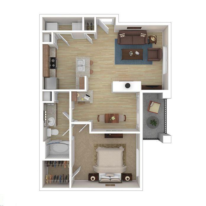 A4 Floorplan
