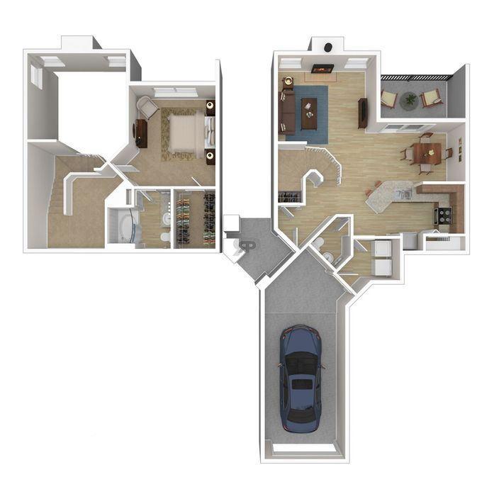 A6G Floorplan