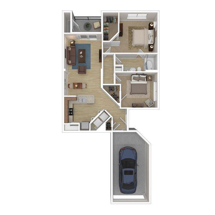 B2G Floorplan