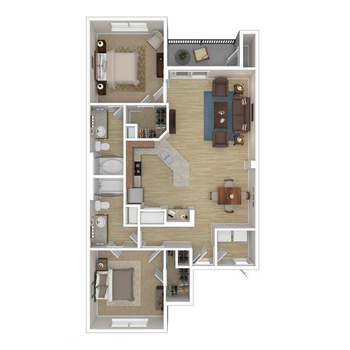 B4 Floorplan