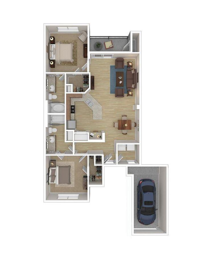 B4G Floorplan