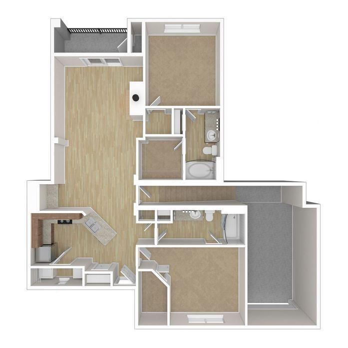 B5G Floorplan