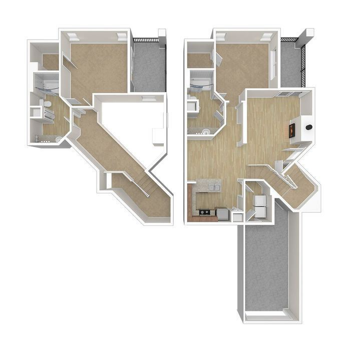B6G Floorplan