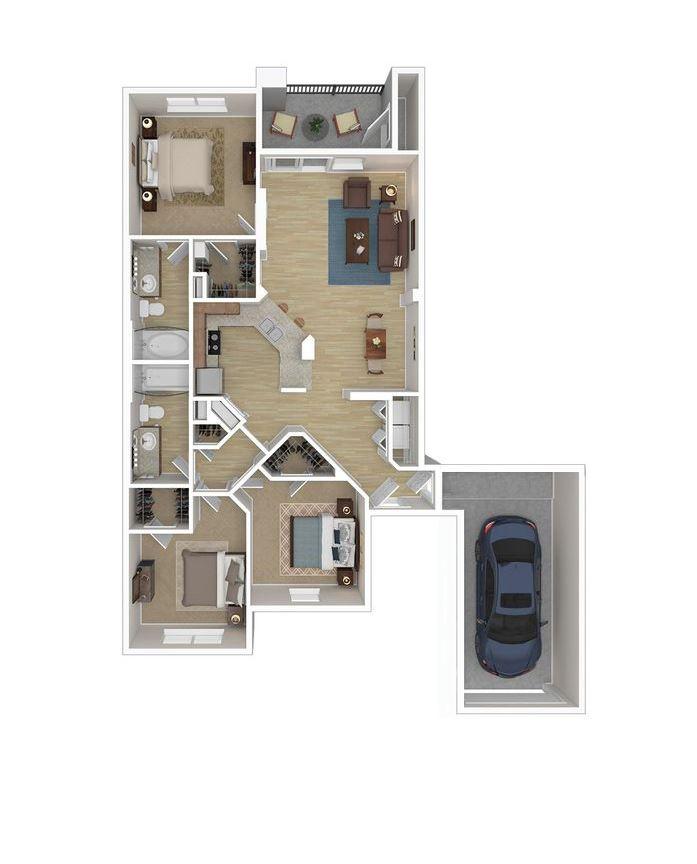C1G Floorplan