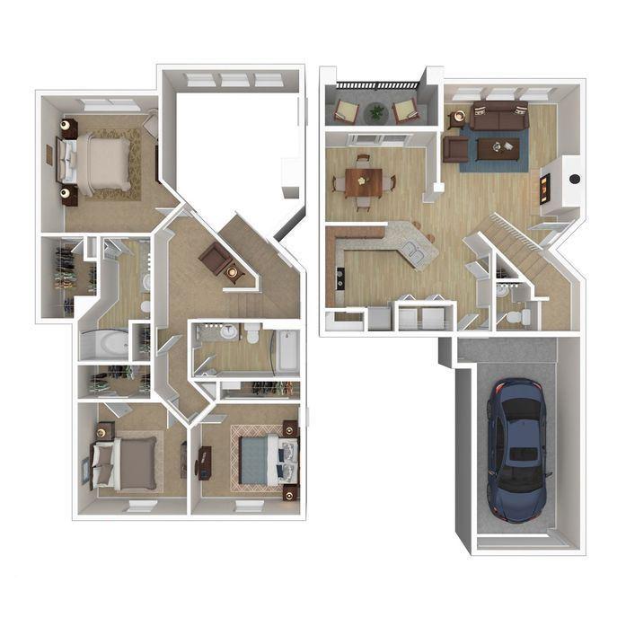 C3G Floorplan