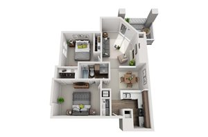 Chestnut Floorplan