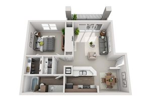 Hickory Floorplan