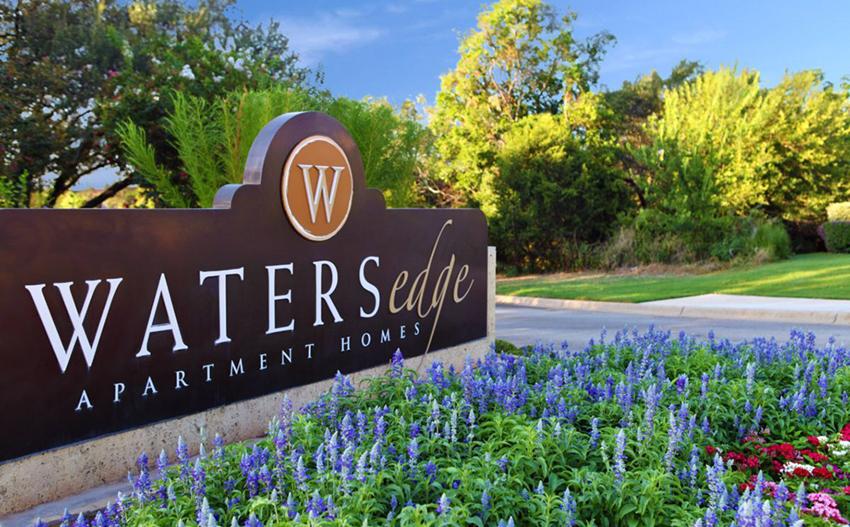 Waters Edge Apartments in Georgetown TX