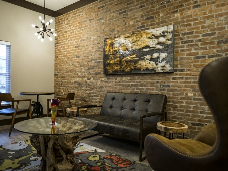 Resident Lounge Area at 9910 Sawyer Apartment Homes in Louisville, Kentucky, KY