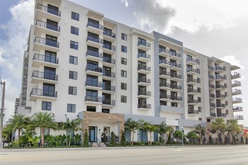 6320 SW 8Th Street Studio-2 Beds Apartment for Rent Photo Gallery 1