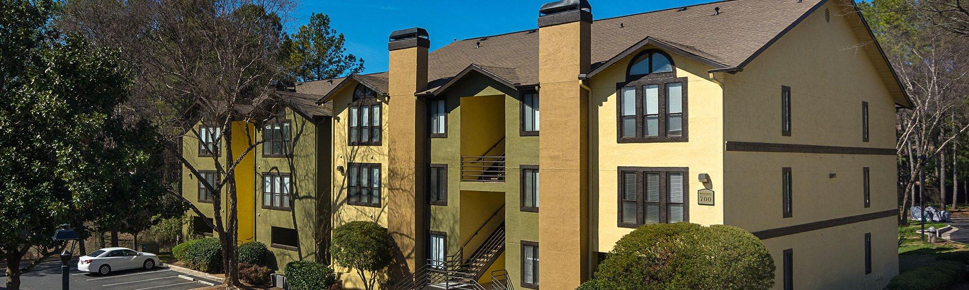 Community Buildings at Waterford Place Apartments in Atlanta, Georgia, GA