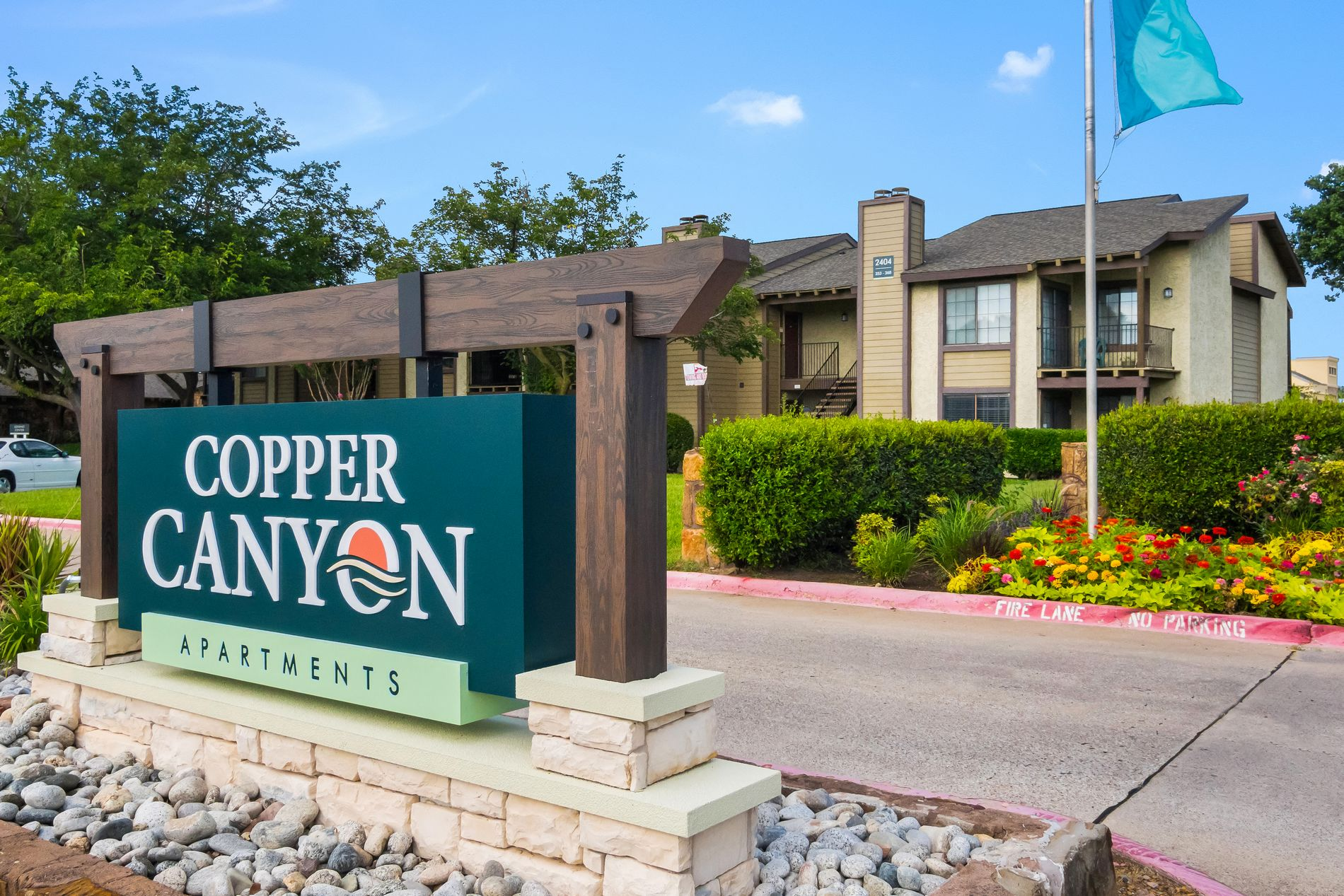Copper Canyon Apartments In Bedford Tx