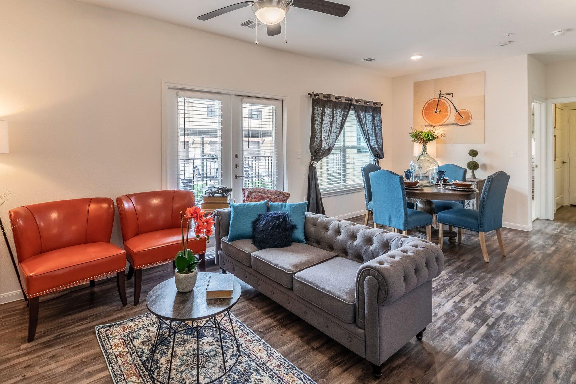 Luxury Apartments In Tech Ridge Austin Tx Creekside On