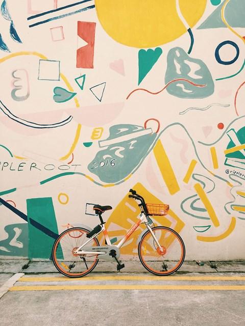 Vibrant Neighborhood, Bike Friendly   Epoch on Eagle   Apartments in Denton, TX