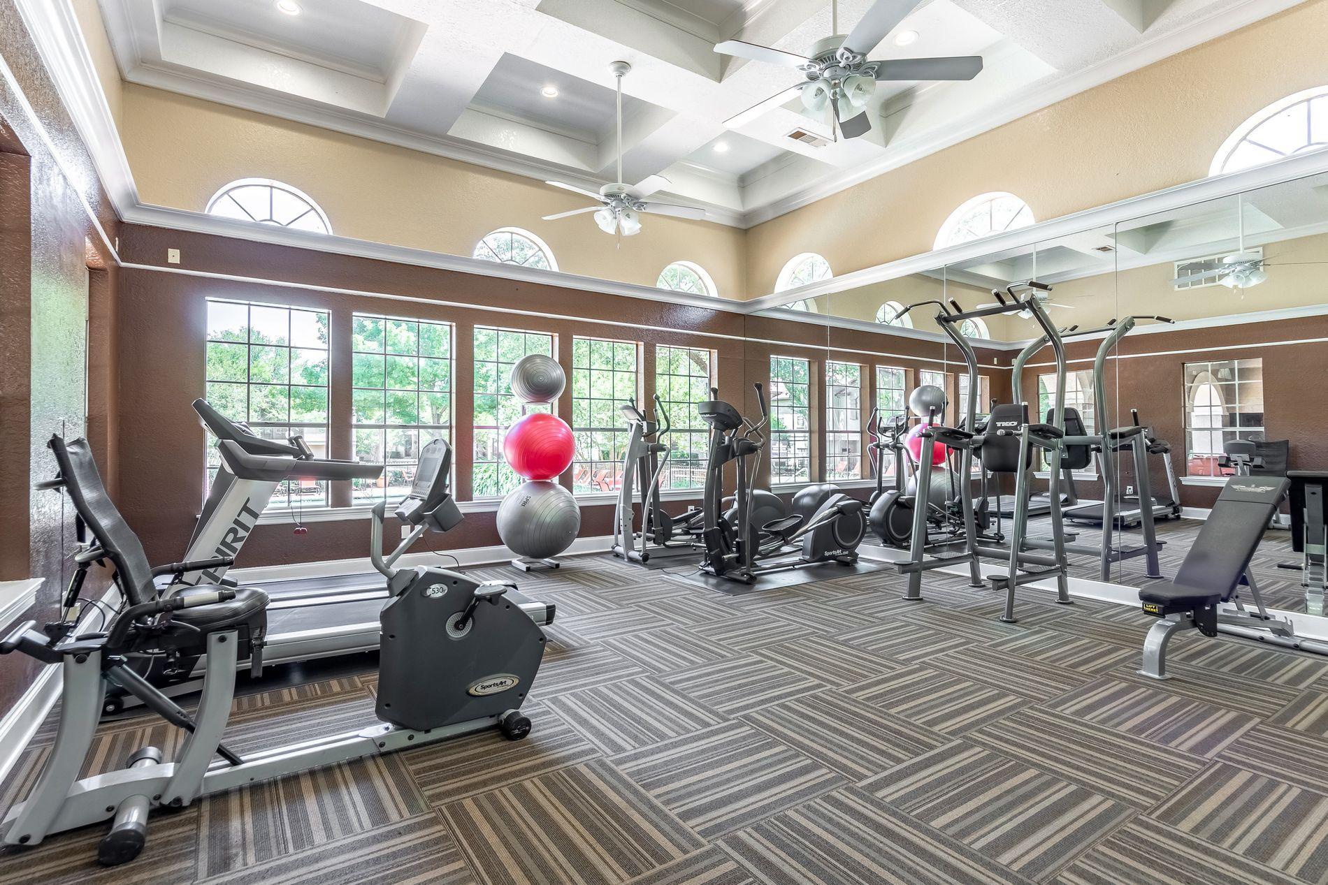 Model Strength Training Center at La Costa Apartments in Plano, Texas, TX