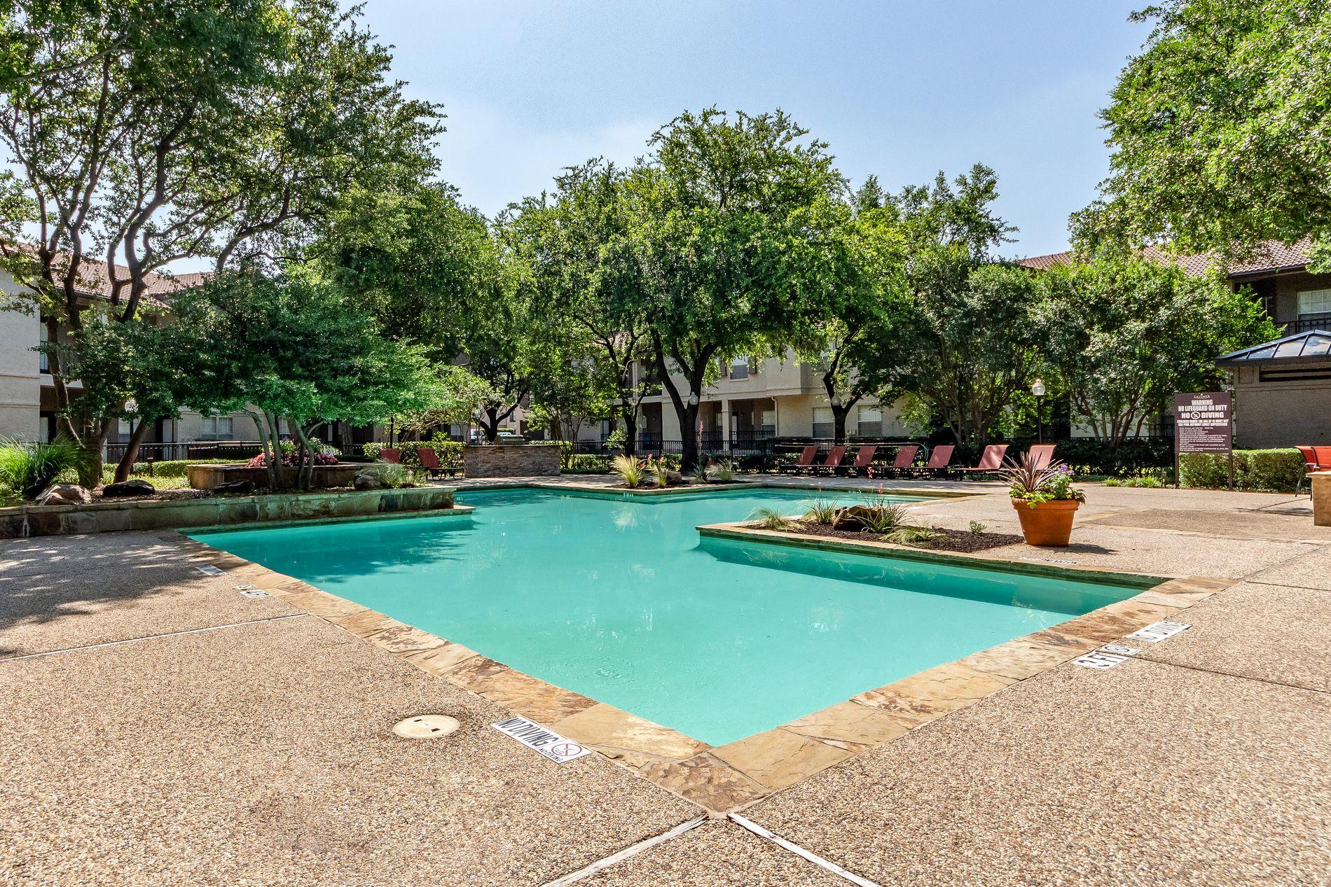 Main Pool at La Costa Apartments in Plano, Texas, TX