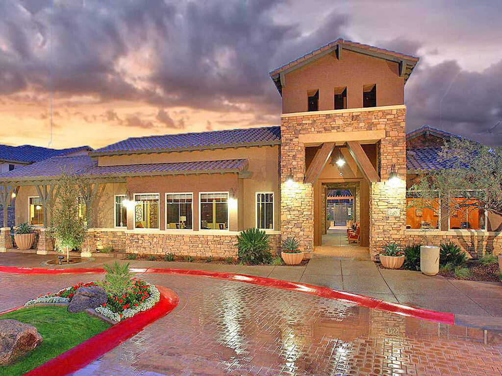 Elegant Exterior View Of Property at Painted Trails, Arizona, 85295