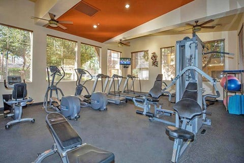 State-of-the-art Fitness Center at Painted Trails, Gilbert, Arizona