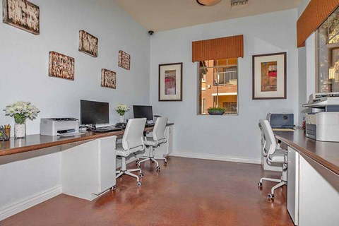 24-Hour Business Center at Painted Trails, Gilbert