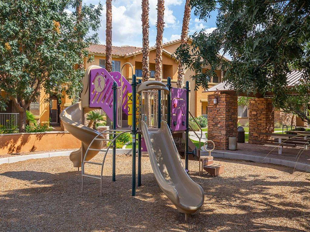 Tot Lot at Painted Trails, Gilbert, AZ, 85295