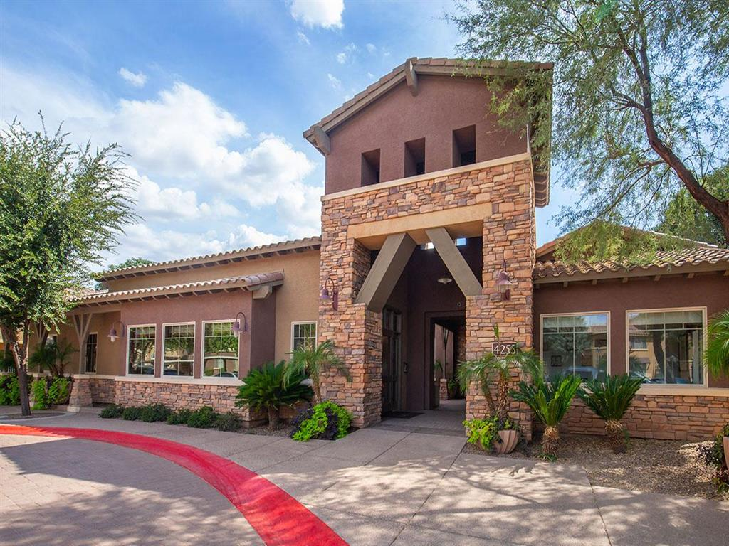 Leasing Center External View at Painted Trails, Gilbert, AZ