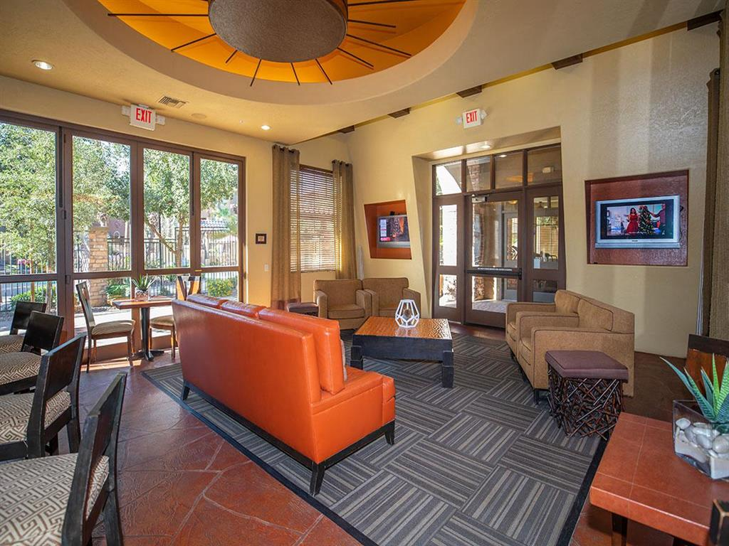 Large Community Clubhouse at Painted Trails, Arizona