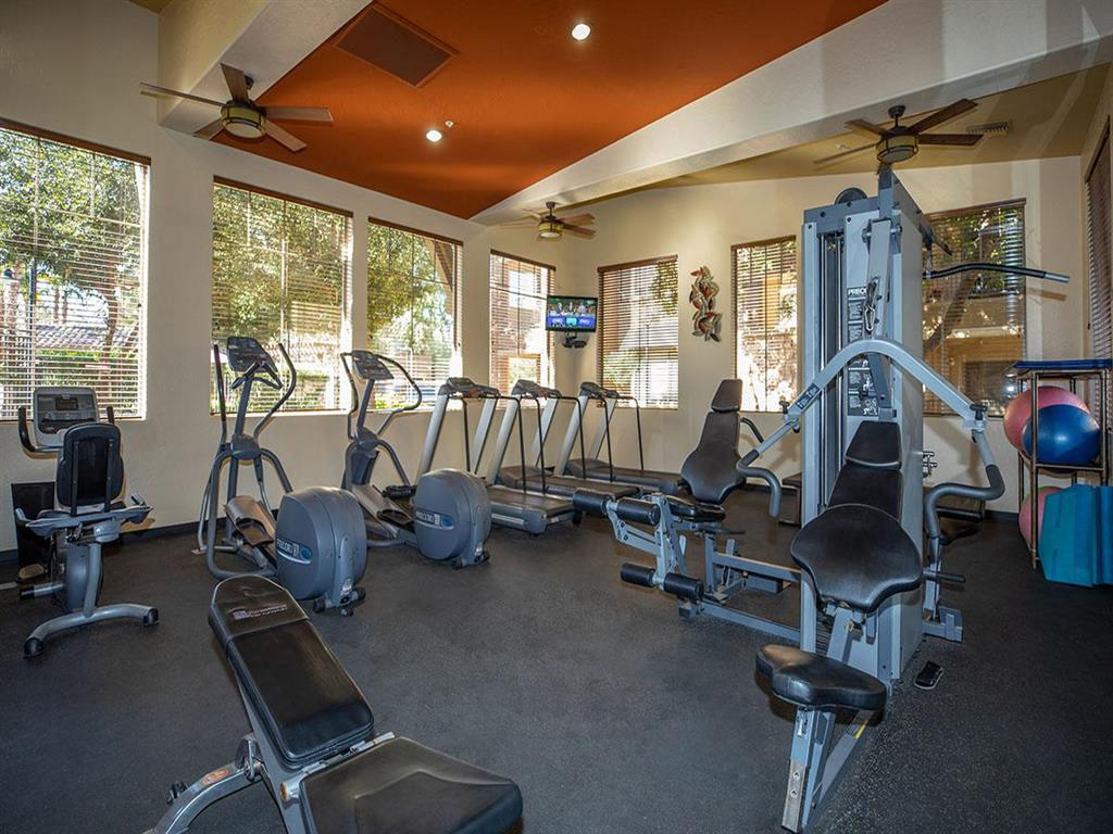Modern Fitness Center at Painted Trails, Gilbert, AZ