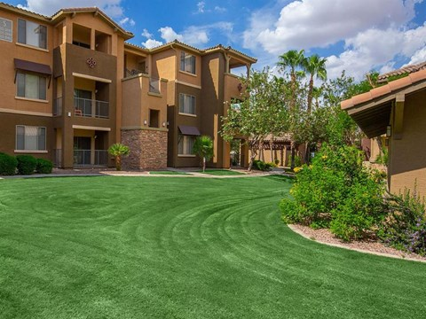 Lush Green Outdoors at Painted Trails, Gilbert, 85295