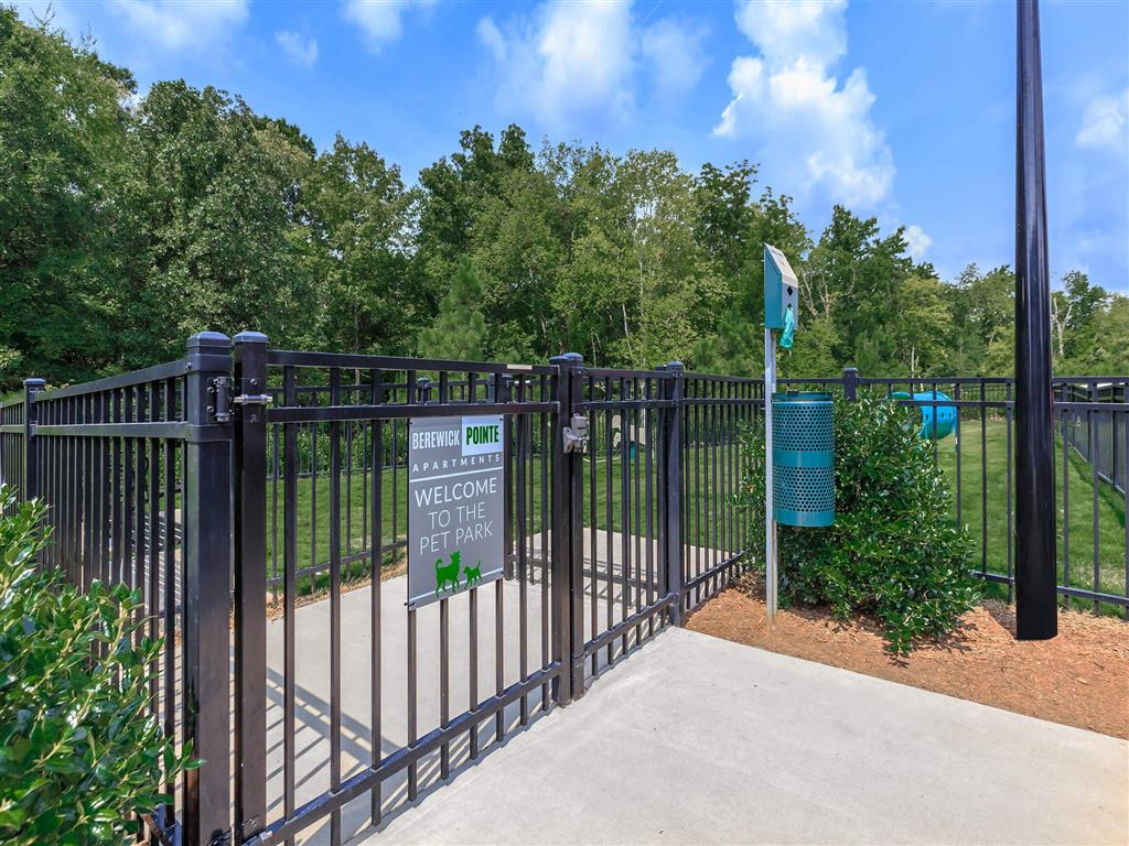 Dog Park at Berewick Pointe, Charlotte, 28278