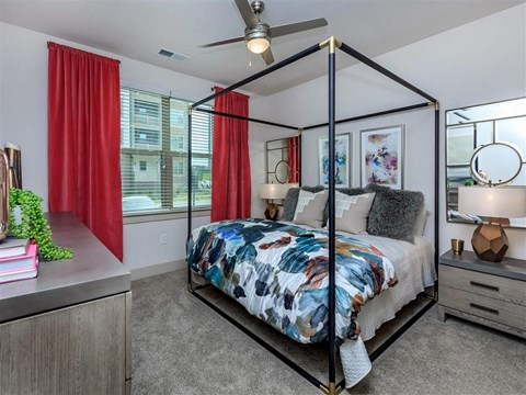 Private Master Bedroom at Berewick Pointe Rentals in Charlotte,  NC