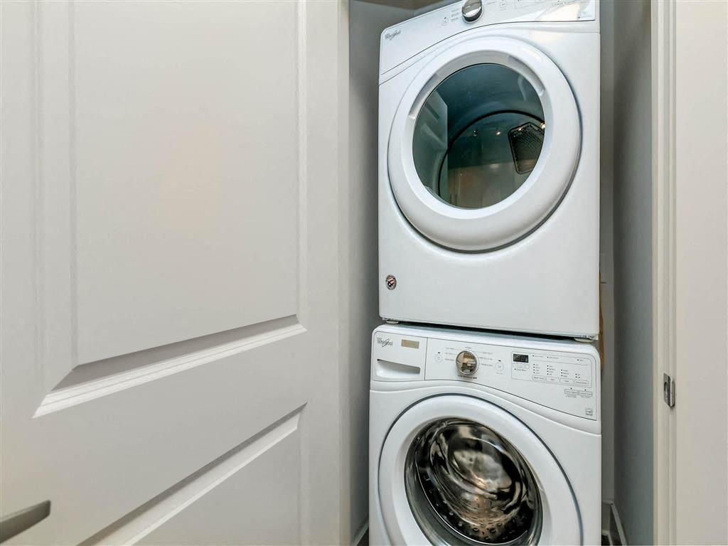 In Home Full Size Washer And Dryer at Berewick Pointe, Charlotte, North Carolina