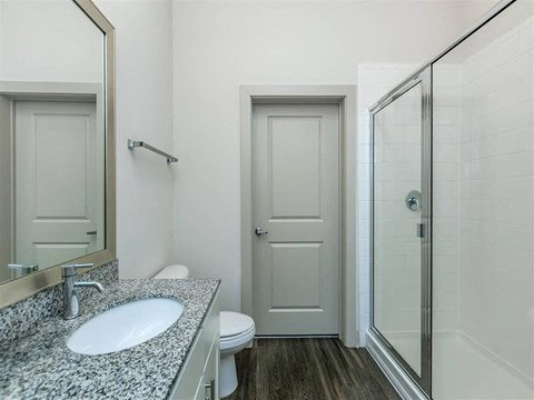 Spacious Bathrooms at Berewick Pointe, Charlotte