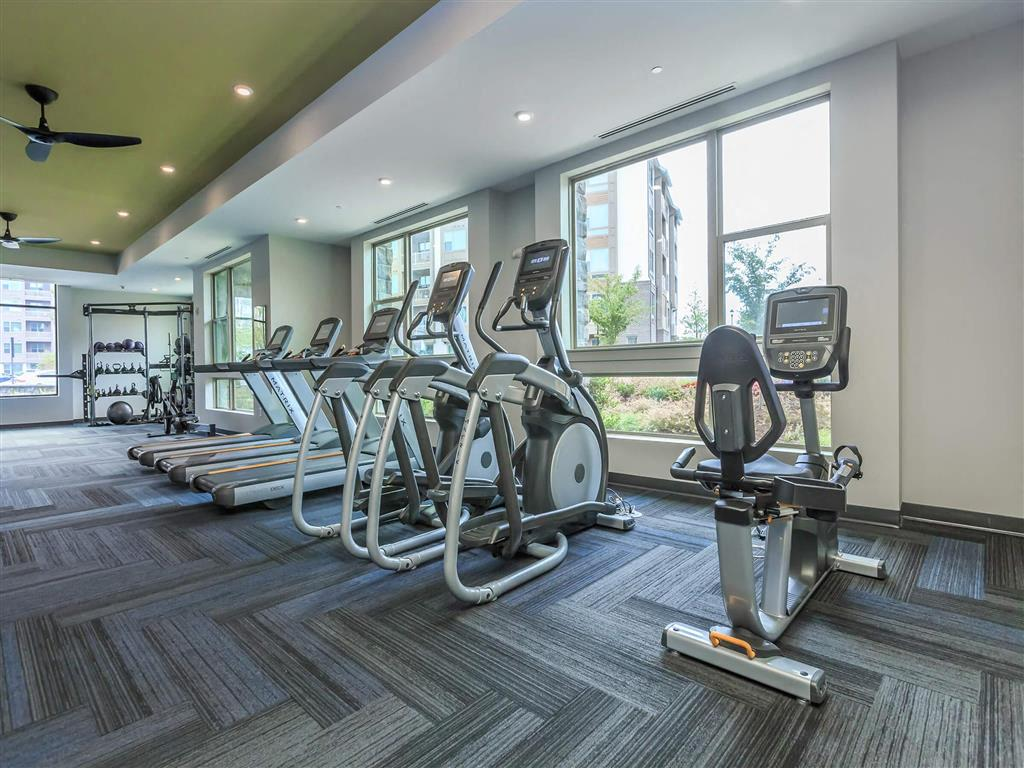 State Of The Art Fitness Center at Berewick Pointe, Charlotte