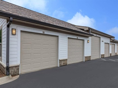 Universally Attached And Detached Garages at Berewick Pointe, Charlotte