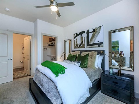 Spacious Bedrooms at Berewick Pointe, Charlotte, North Carolina