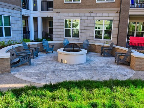 Amazing Outdoor Spaces at Pointe at Lake CrabTree, Morrisville, NC, 27560