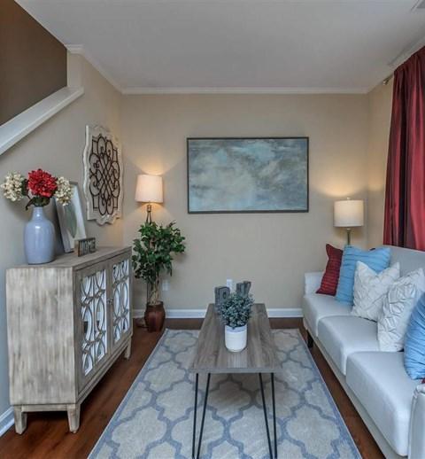Comfortable Assisted Living at Edwards Mill Townhomes & Apartments, North Carolina, 27612