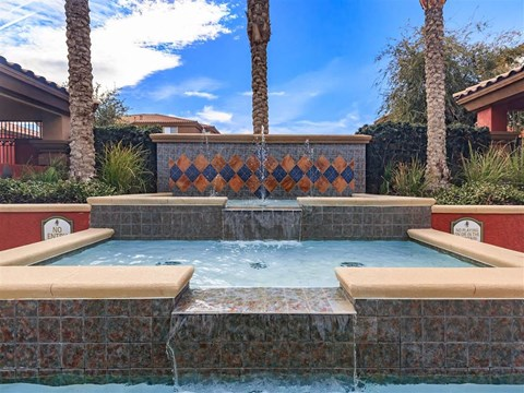 Hot Tub And Pool at Montecito Pointe, Nevada, 89166