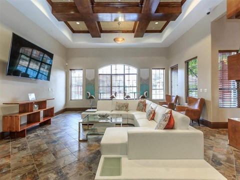 Large Community Clubhouse at Montecito Pointe, Las Vegas, 89166